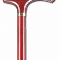 Μπαστούνι Τριανταφυλλιά Ίσια Λαβή AC-835