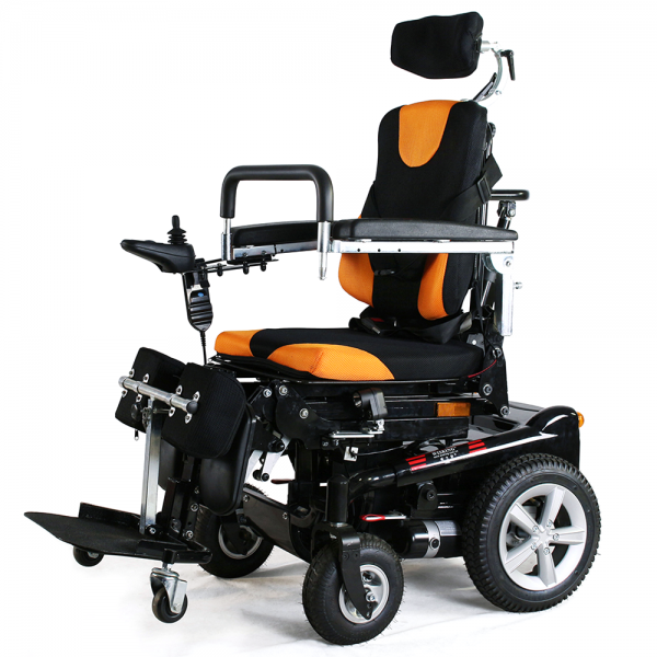 Vita Mobility Power Chair -Πολυµορφικό ηλεκτρικό αµαξίδιο µε ηλεκτρική ορθοστάτιση 'VT61035' (09-2-006)
