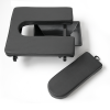 Promoting Medical Αμαξίδιο αφαιρούμενα πλαϊνά/υποπόδια και φρένα συνοδού- ΖΩΝΗ ΑΣΦΑΛΕΙΑΣ Πλάτος καθίσματος 46cm - PW02021A