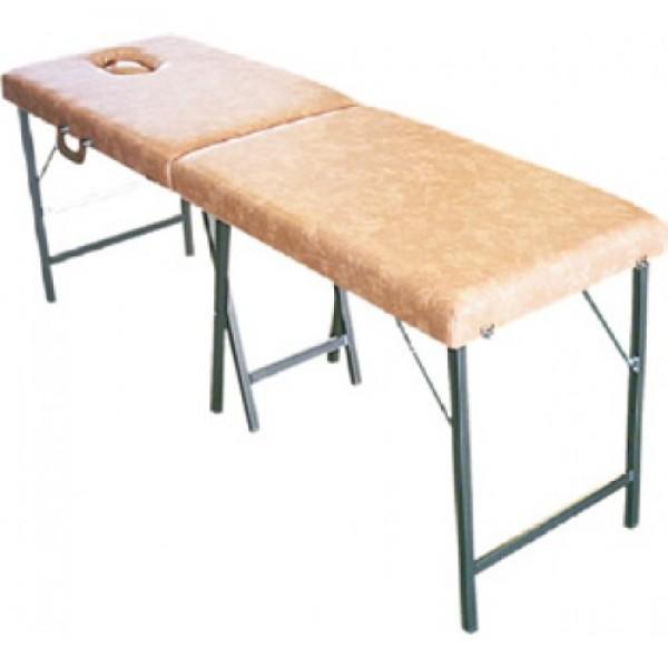 Εξεταστική κλίνη βαλίτσα - κρεβάτι μασάζ