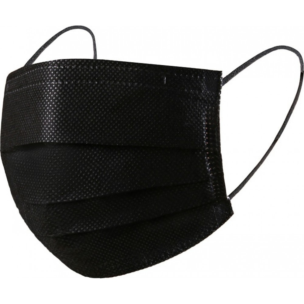 DISPOSABLE Μάσκες προστασίας  10τμχ  μιας χρήσης 3 στρωμάτων GB T32610-2016