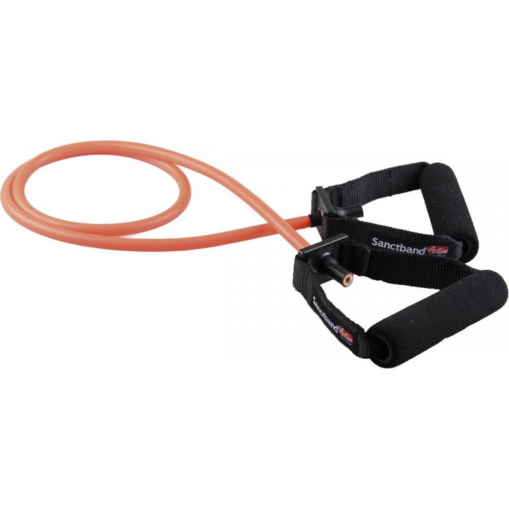 Λάστιχο Αντίστασης Sanctband Active Gymtube Μεσαίο